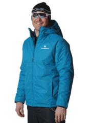 Nordski Jr Motion прогулочная лыжная куртка детская marine