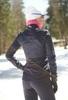 Nordski Jr Motion 2020 детская лыжная куртка blueberry-pink - 2