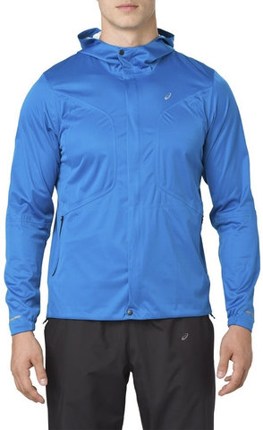 Asics Accelerate Jacket мужская куртка для бега синяя