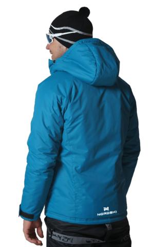 Nordski Jr Motion утепленная лыжная куртка детская marine