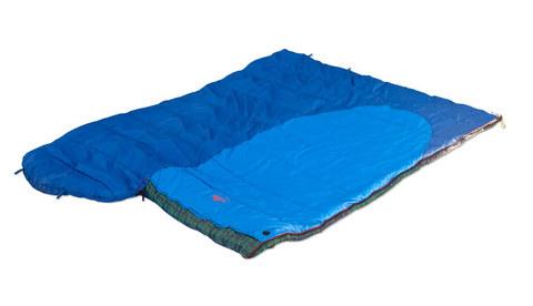 Alexika Tundra Plus спальный мешок кемпинговый