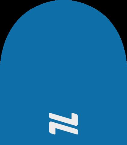 Nordski Logo лыжная шапка blue