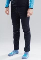 Nordski Premium 2020 разминочные лыжные брюки мужские черные