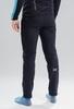 Nordski Premium 2020 разминочные лыжные брюки мужские черные - 2