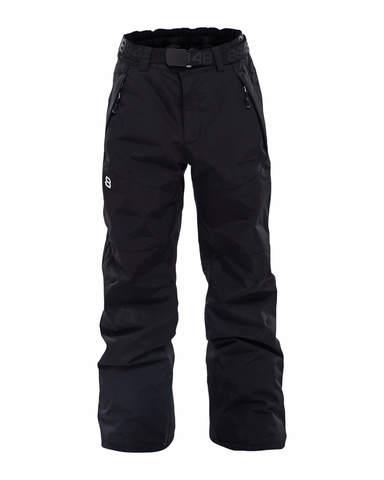 Детские горнолыжные брюки 8848 Altitude Inca черные