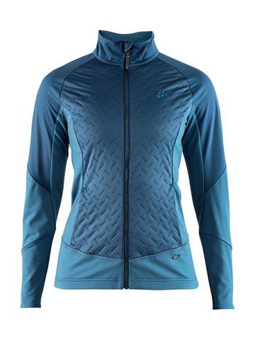 Craft Fusion лыжная куртка женская синяя