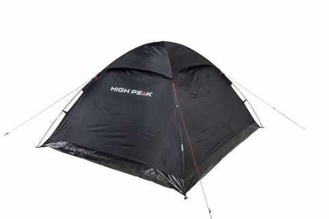 High Peak Monodome XL туристическая палатка четырехместная черная