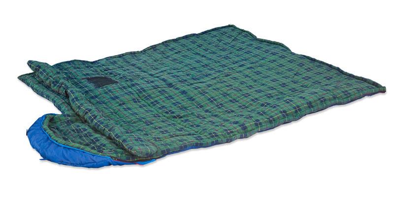 Alexika Tundra Plus спальный мешок кемпинговый - 4