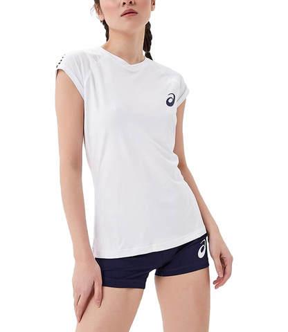 Asics Volley Set волейбольная форма женская белая