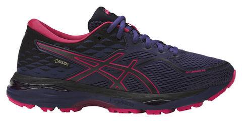Asics Gel Cumulus 19 GoreTex кроссовки для бега женские темно-синие