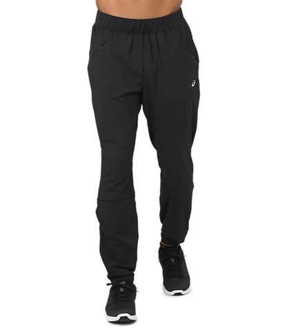 Asics Pant мужские беговые брюки черные