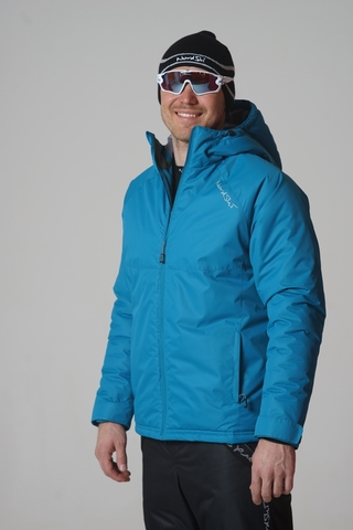 Nordski Jr Motion детский утепленный лыжный костюм marine-black