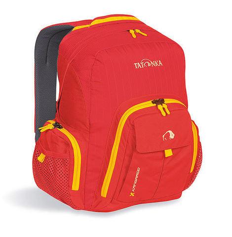 Tatonka Kangaroo городской рюкзак red