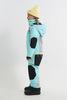 Комбинезон утепленный детский Cool Zone BOOST аквамарин-серый - 4