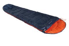 High Peak Action 250 спальный мешок туристический синий-оранжевый