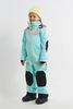 Комбинезон утепленный детский Cool Zone BOOST аквамарин-серый - 3