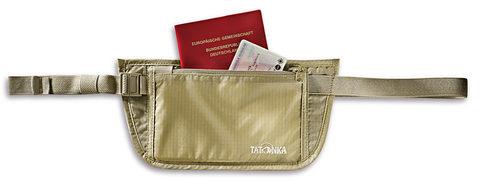 Tatonka Skin Document Belt сумка-кошелек natural