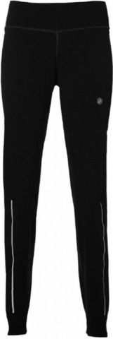 Asics Knit Pant брюки для бега мужские черные