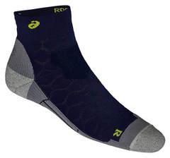 Asics Road Quarter носки синие-серые