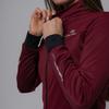 Nordski Jr Pro разминочная куртка детская wine - 4