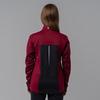 Nordski Jr Pro разминочная куртка детская wine - 3