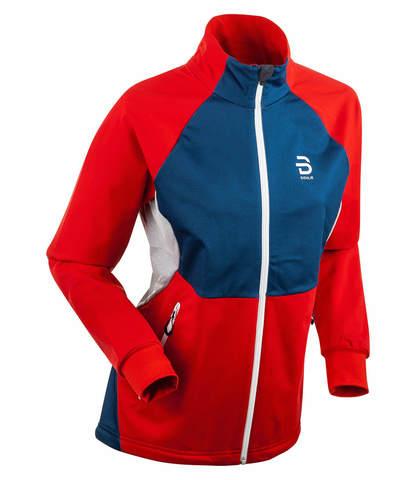 Bjorn Daehlie Norwegain Flag разминочная лыжная куртка женская