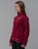 Nordski Jr Pro разминочная куртка детская wine - 2