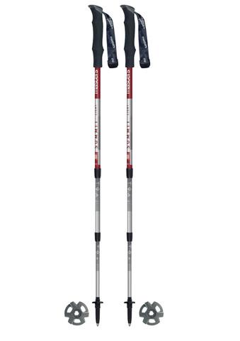 Masters Summit Light телескопические палки красные