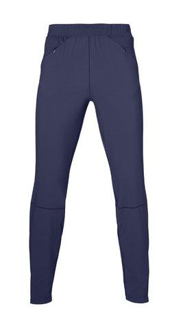 Asics Pant  беговые брюки мужские синие