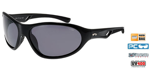 Солнцезащитные очки goggle EGZO black