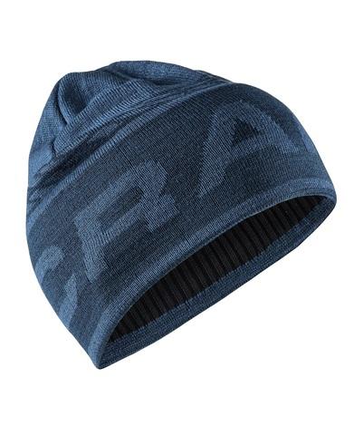 Craft Logo Knit шапка синяя