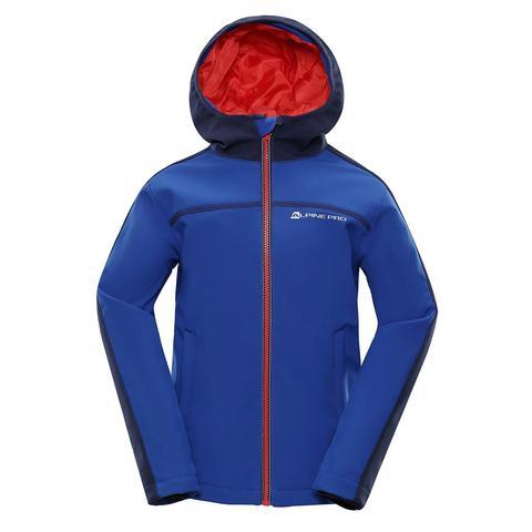 Alpine Pro Nootko 2 Ins лыжная куртка детская blue