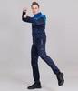 Nordski Drive мужской разминочный лыжный костюм blueberry - 2