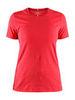 Craft Deft 2.0 футболка женская красная - 1