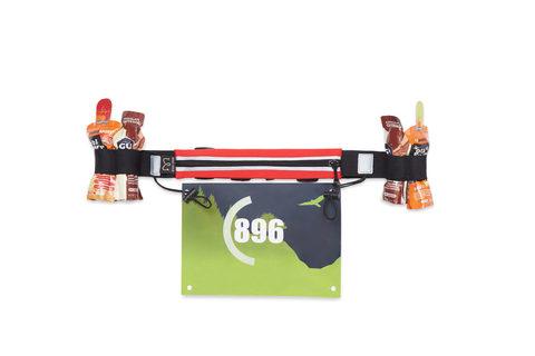 Enklepp Run Belt Fast поясная сумка для бега red
