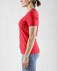 Craft Deft 2.0 футболка женская красная - 6