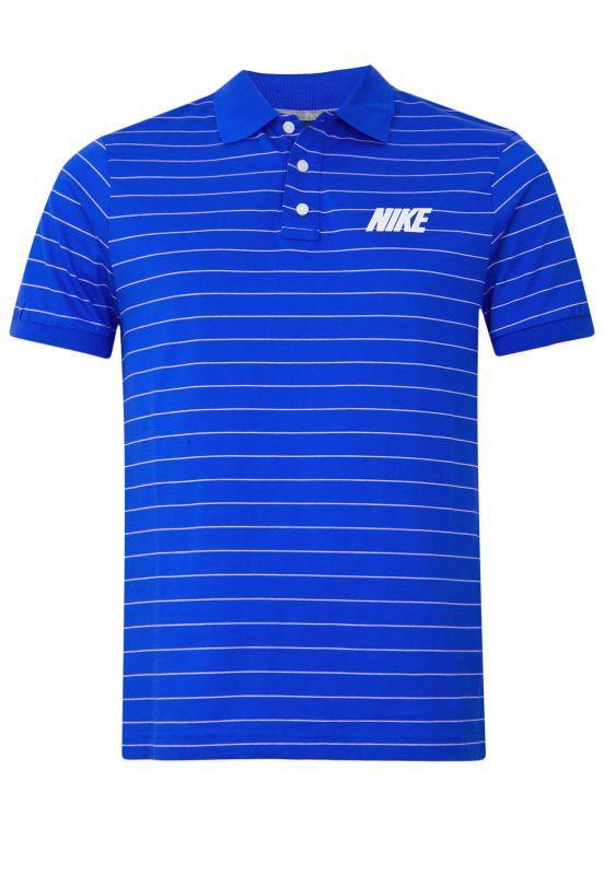 Футболка Nike Matchup Polo голубая
