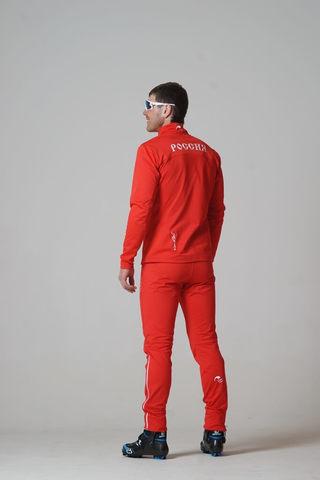 Nordski Россия мужской лыжный разминочный костюм