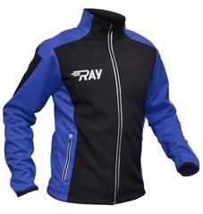 RAY Race WS лыжная куртка унисекс black-blue