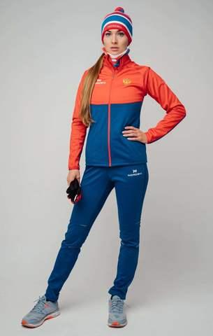 Nordski Premium Patriot брюки самосбросы женские