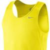 Майка л/а Nike Miler Singlet жёлтая мужская - 2