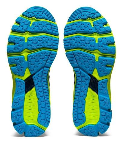 Asics Gt 1000 10 кроссовки для бега мужские синие (Распродажа)