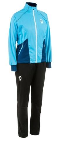 Bjorn Daehlie Ridge лыжный костюм женский голубой