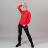 Nordski Motion куртка ветровка женская Red - 5