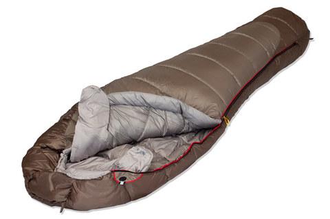 Alexika Nord спальный мешок туристический красный