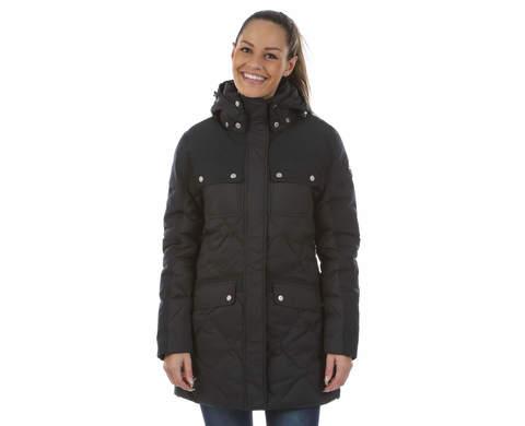 Женская куртка-парка 8848 Altitude Ruth (black)