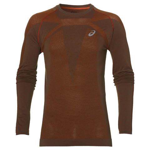 Asics Seamless LS мужская футболка с длинным рукавом