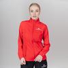 Nordski Motion куртка ветровка женская Red - 1