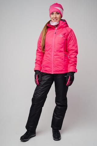 Nordski Motion зимний лыжный костюм женский Raspberry