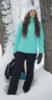 Nordski Montana утепленный лыжный костюм женский sky - 3